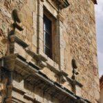 Iglesia de San Salvador en Culla en Alto Maestrazgo de Castellón