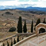Mirador El Singlet en Culla en Alto Maestrazgo de Castellón