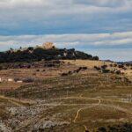Ermita de Sant Roc en Culla en Alto Maestrazgo de Castellón