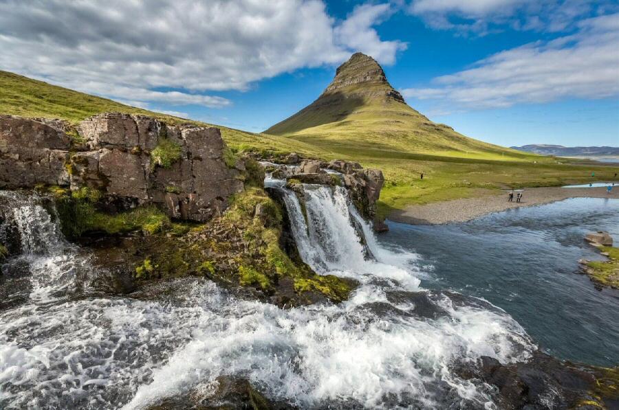 Paisajes naturales en Islandia Paisajes naturales en Islandia @Turismo Islandia