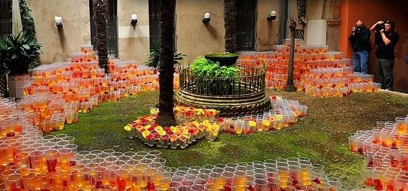 Temps de Flors 2016 en Girona