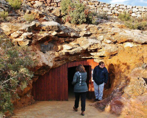 Parque minero del Maestrat en Castellón