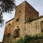 Antiguo palacio de los Escobar en Trujillo en Extremadura