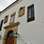 Convento de Franciscanos en palacio Chaves Mendoza en Trujillo