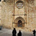 Iglesia Santa María la Mayor en Trujillo en Extremadura