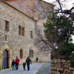 Palacete del recinto amurallado de Trujillo