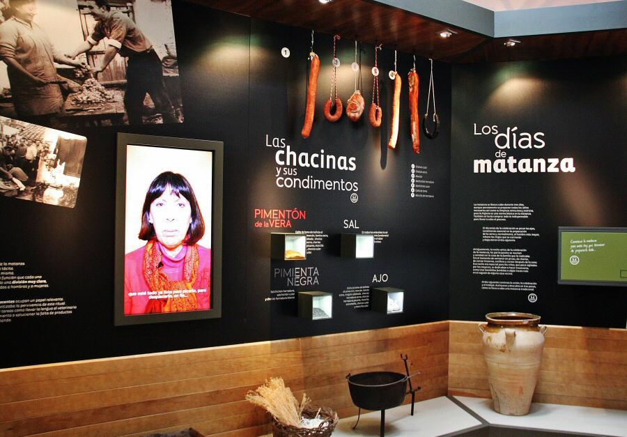 Museo del Jamón de Monesterio en Badajoz