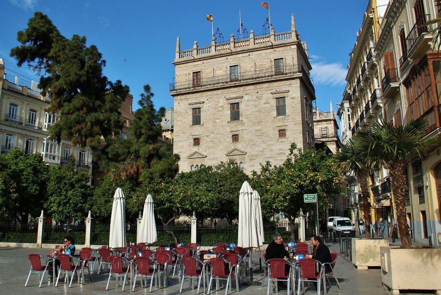 poco riguroso Virgen paseo en Valencia
