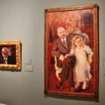 Pinturas de Sorolla en el museo de Bellas Artes de Valencia