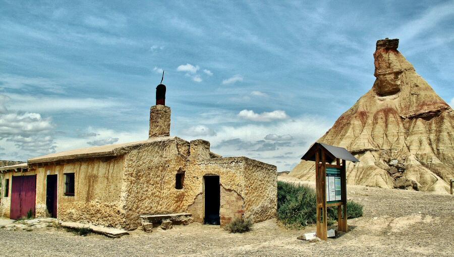 Navarra - Consejos visita Bardenas Reales  Guías Viajar