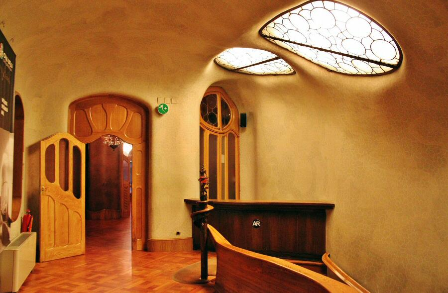 Qu ver en casa batll barcelona gu as viajar - La casa de las lamparas barcelona ...