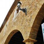 Antiguo barrio musulmán de La Mola en Benassal en Maestrazgo de Castellón