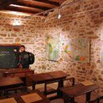 Aula museo de Carles Salvador en Benassal en Castellón