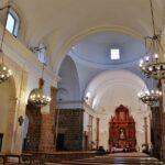 Iglesia de la Asunción en Benassal en Castellón