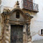 Casa Sánchez de Cotanda en Benassal en Castellón