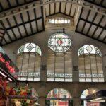Arquitectura modernista valenciana en el Mercado Central de Valencia