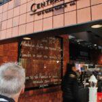 Central Bar de Ricard Camarena en Mercado Central de Valencia
