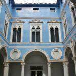 Claustro del museo de Bellas Artes de Valencia