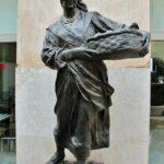 Esculturas de Benlliure en el museo de Bellas Artes de Valencia
