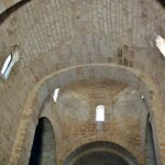 Bóveda interior de la Ermita de la Anunciada en Urueña