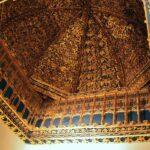 Sala Dorada en el palacio de los Duques de Feria en Zafra