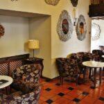 Cafetería del parador de Turismo de Zafra