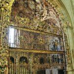 Rejas de la Capilla de los Benavente en Medina de Rioseco