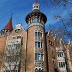 Casa Terrades o de les Punxes en Barcelona