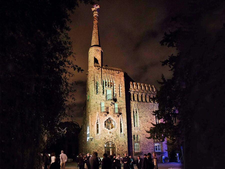Noches Gaudí en la Torre Bellesguard de Barcelona