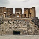 Rincón del castillo de Peñafiel