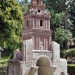 San Boal de Valladolid en parque temático del Mudéjar en Olmedo