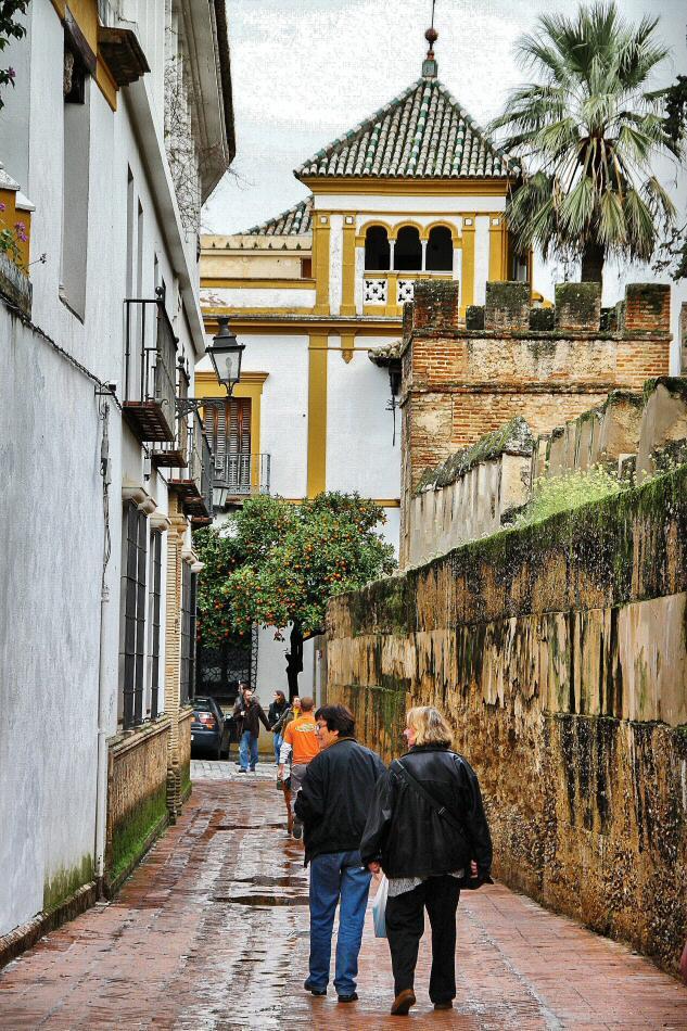 Qu 233 Ver En Barrio Santa Cruz Sevilla Gu 237 As Viajar