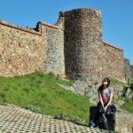Castillo de Feria en la provincia de Badajoz