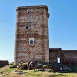 Torre del Homenaje del castillo de Feria en la provincia de Badajoz