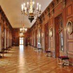 Galería en el palacio de Charlottenburg en Berlín