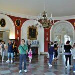 Salón principal del palacio de Charlottenburg en Berlín