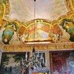 Decoración del palacio de Charlottenburg en Berlín