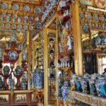 Gabinete de Porcelanas del palacio de Charlottenburg en Berlín