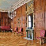 Salón en el palacio de Charlottenburg en Berlín