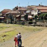 Combarro en las Rías Bajas de Galicia
