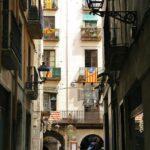 Rincón del centro histórico de Girona