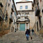 Cuesta de San Domenec en Girona