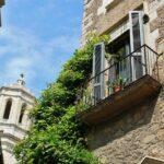 Rincón del barrio judío Call de Girona