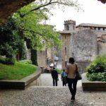 Rincón del Ensanche medieval de Girona
