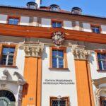 Edificio en la Isla de la Catedral en Wroclaw en Polonia