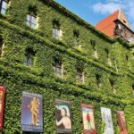 Sede el museo Nacional en Wroclaw en Polonia