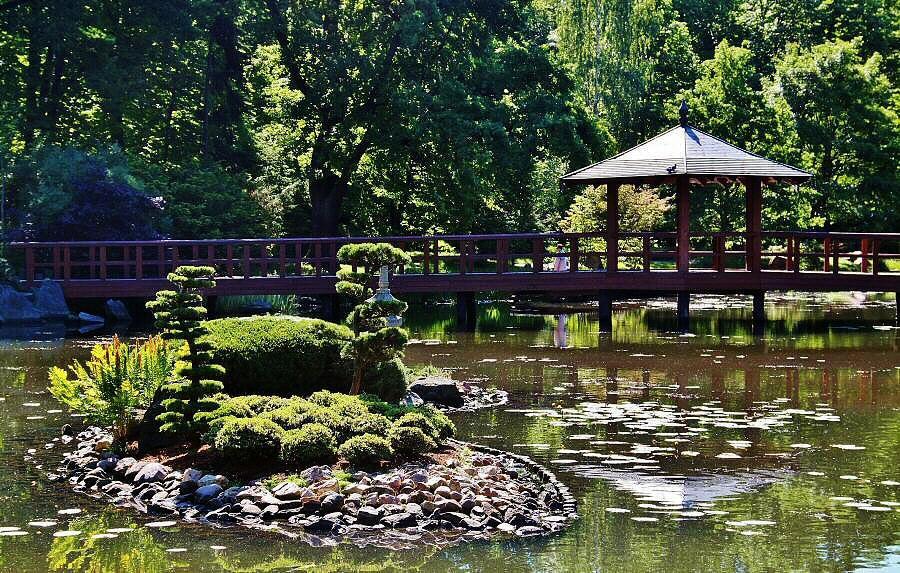 Como hacer un jardin japones jardin japones buenos aires - Como hacer un jardin japones ...