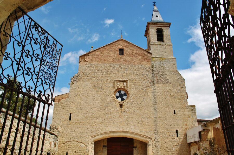 Museo de San Francisco en Medina de Rioseco en Valladolid