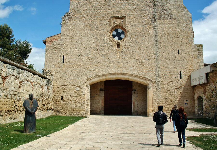 Museo san francisco en medina rioseco gu as viajar for Pisos en medina de rioseco