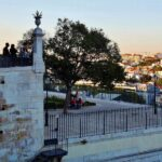 Jardín de San Pedro de Alcántara en Lisboa